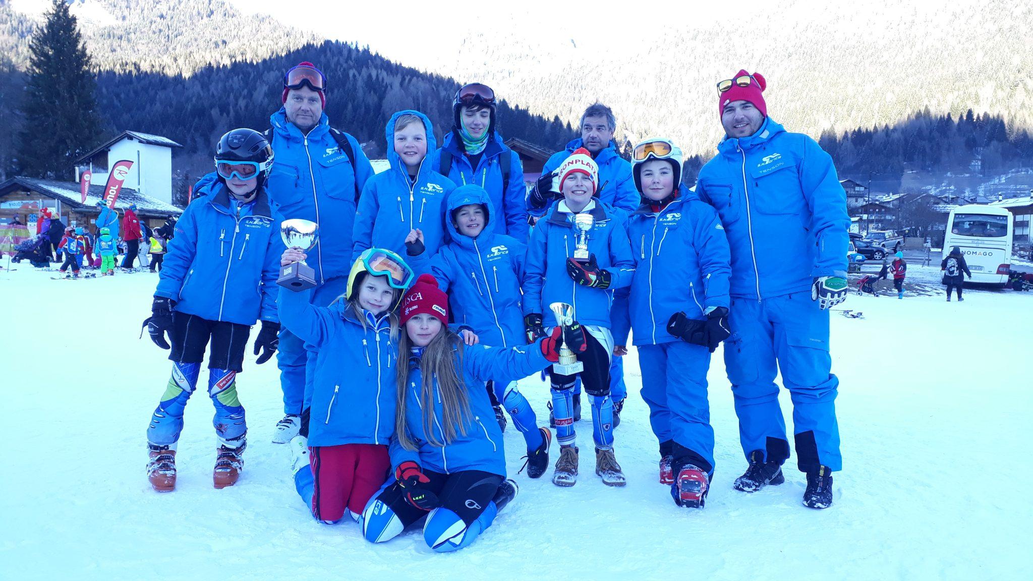 Tekme VN Nordica In Primorskega Smučarskega Pokala