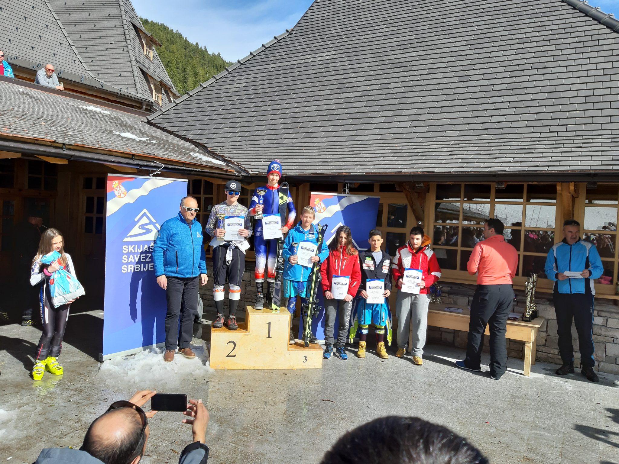 SK Gorica Do Medalje Na FIS Children Cup Mokra Gora