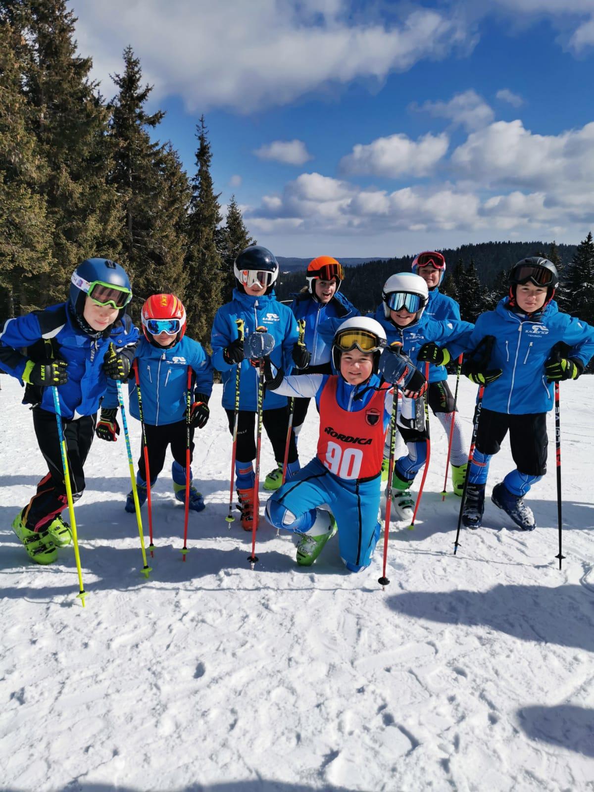 VN Nordica Držani Pokal U14,U16, Državno Prvenstvo U12